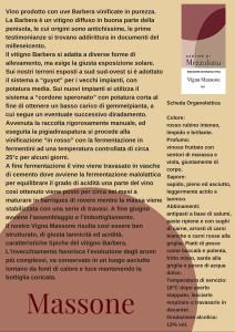 Scheda Massone